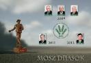 MOSZ életmű díjasok